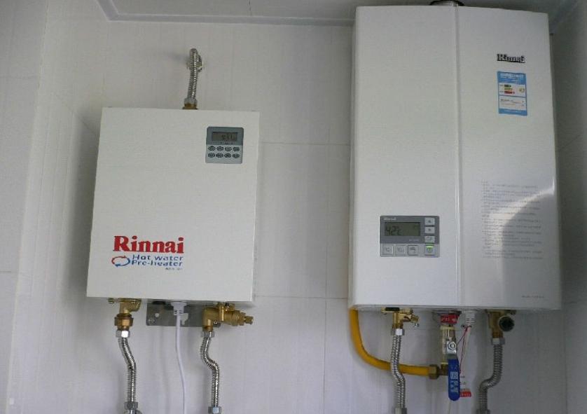 燃气热水器和太阳能热水器